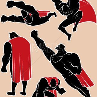 Superhero in Action 2 - Martin Malchev