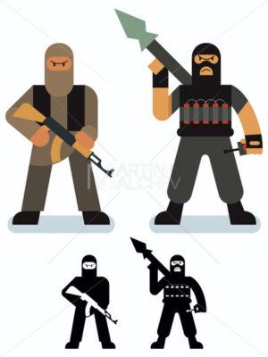 Terrorist - Martin Malchev