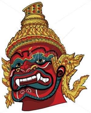 Thai Demon Red - Martin Malchev