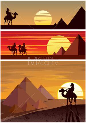 The Pyramids - Martin Malchev