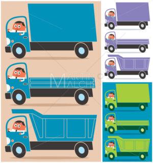 Truck Driver - Martin Malchev