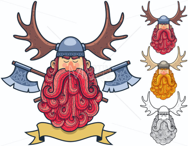 Viking Portrait 2 - Martin Malchev