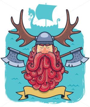 Viking Portrait - Martin Malchev