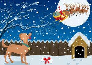Winter Scene - Martin Malchev