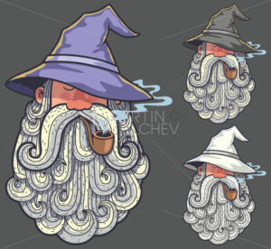 Wizard Portrait 2 - Martin Malchev