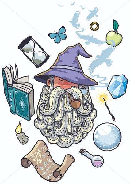 Wizard Portrait - Martin Malchev