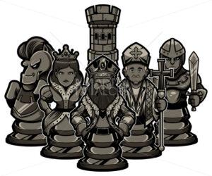 Chess Team Black - Martin Malchev