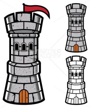 Stone Tower Mascot - Martin Malchev