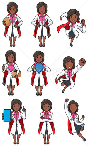 Super Doc Indian Female Set - Martin Malchev