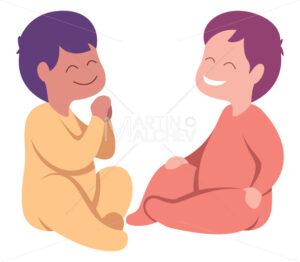 Babies on White - Martin Malchev