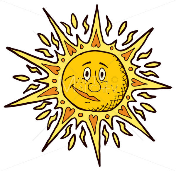 Sun on White - Martin Malchev