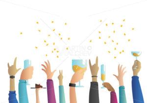 Celebration on White - Martin Malchev