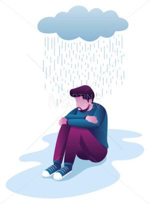Man in Depression - Martin Malchev