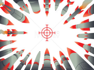Rocket Attack Frame - Martin Malchev