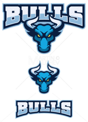 Bull Sport Mascot - Martin Malchev