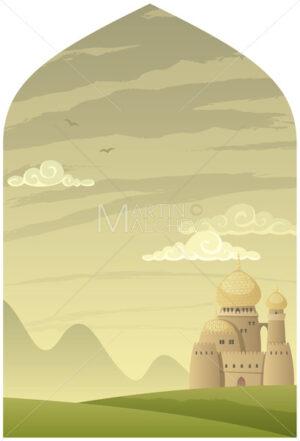 Arabian Background Vertical - Martin Malchev