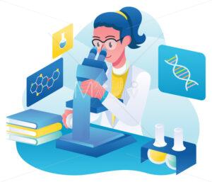Microbiologist at Work - Martin Malchev