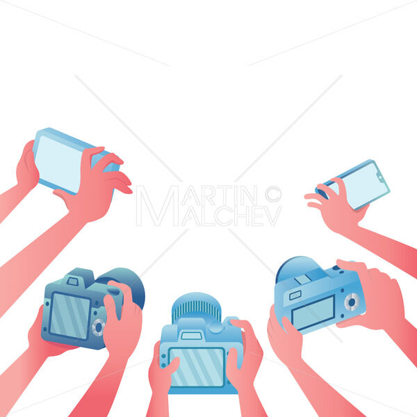 Surrounded by Cameras - Martin Malchev