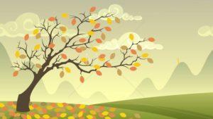 Autumn Landscape - Martin Malchev