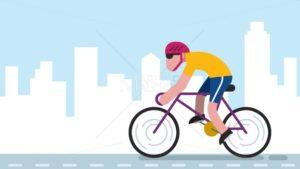 Cycling City - Martin Malchev