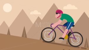 Cycling Mountain - Martin Malchev