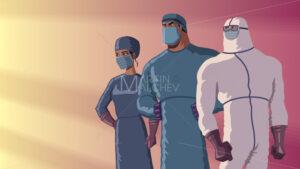 Doctors Heroes Dusk - Martin Malchev