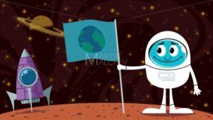 Mars Landing - Martin Malchev