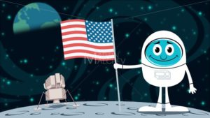 Moon Landing - Martin Malchev