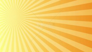 Yellow Ray Light Background Left - Martin Malchev
