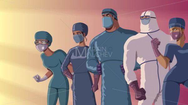 Doctors Heroes Team Dusk - Martin Malchev