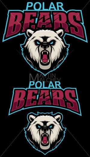 Polar Bears Mascot - Martin Malchev