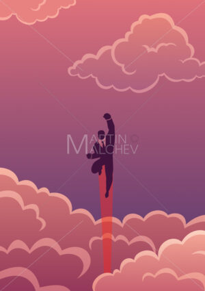 Super Business in Cloudscape - Martin Malchev