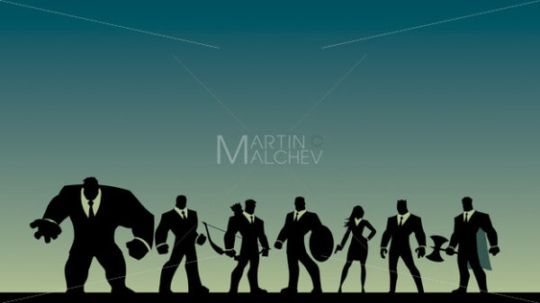 Super Business Team - Martin Malchev