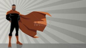 Middle Eastern Superhero Ray Light - Martin Malchev